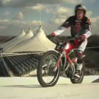Goodwood Festival 2010 Teaser with Bike Tricks