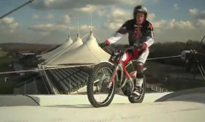 Goodwood Festival 2010 Teaser with Bike Tricks