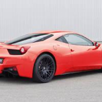 Hamann Ferrari 458 Italia