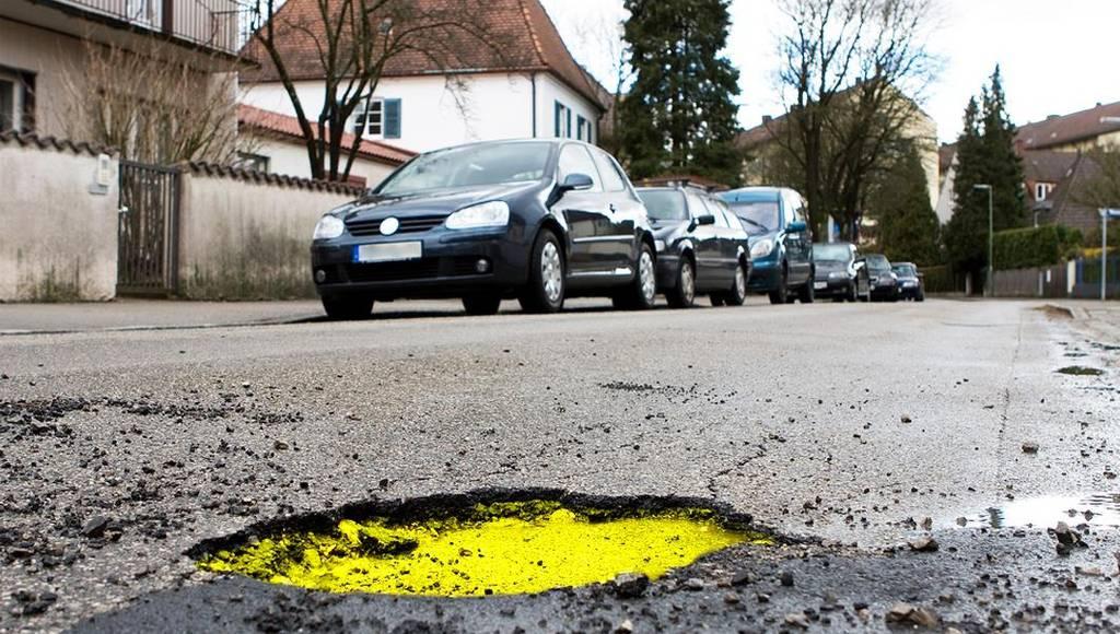 High-Vis Potholes