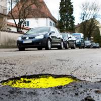 High-Vis Potholes