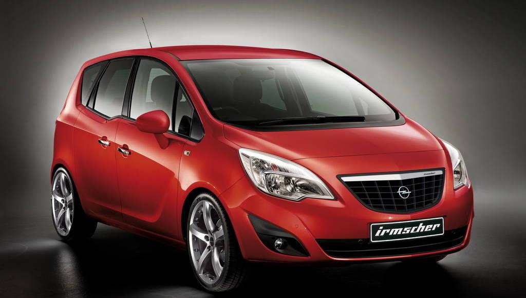 Irmscher 2010 Opel Meriva
