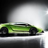 Lamborghini Gallardo LP 570-4 Superleggera