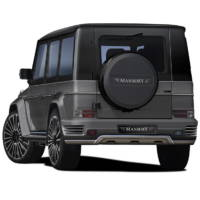 MANSORY G-Couture Mercedes G 55 AMG