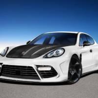 MANSORY Porsche Panamera specs
