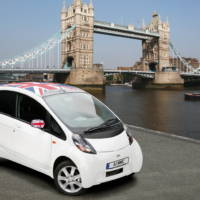 Mitsubishi i-MiEV UK Price