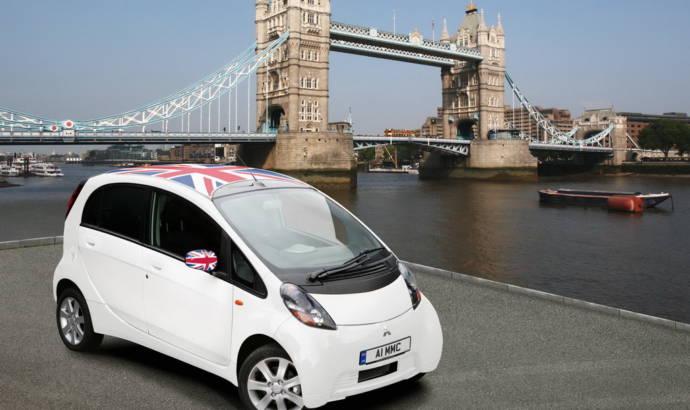 Mitsubishi i-MiEV UK Price