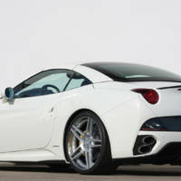NOVITEC Ferrari California with 606 HP