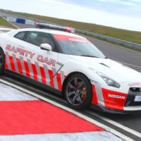 Nissan GT-R BSB Safety Car