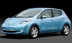 Nissan Leaf US Price