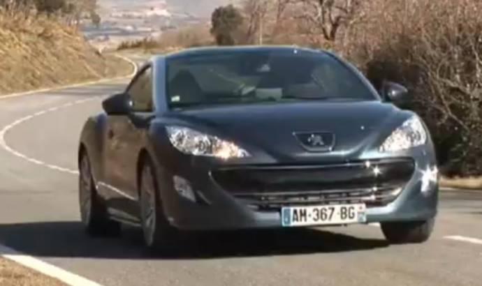 Peugeot RCZ Review Video