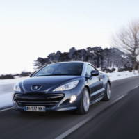 Peugeot RCZ new photos