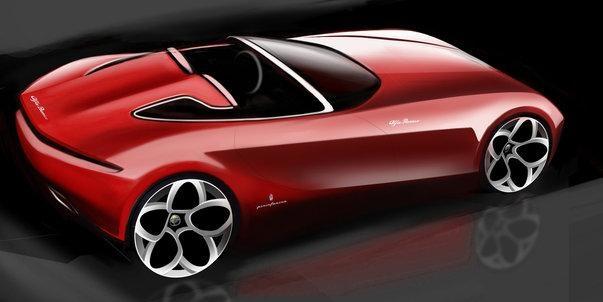 Pininfarina Concept Car heading to Geneva