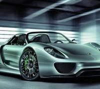 Porsche 918 Spyder to be produced