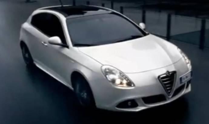 Video: Alfa Romeo Giulietta promo