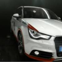 Video: Audi A1 competition kit