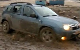 Video: Dacia Duster off-road