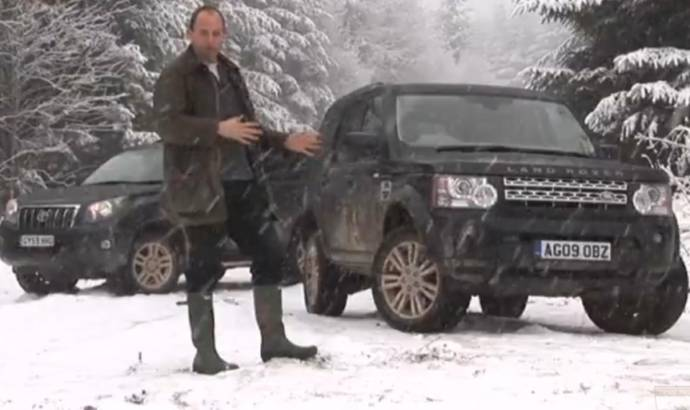Video: Toyota Land Cruiser vs Land Rover Discovery