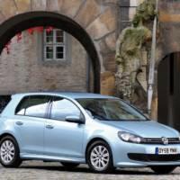 Volkswagen Golf 6 BlueMotion Rental Car