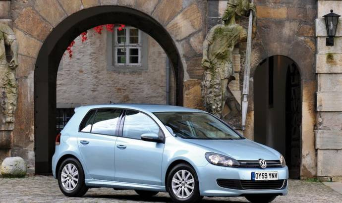 Volkswagen Golf 6 BlueMotion Rental Car