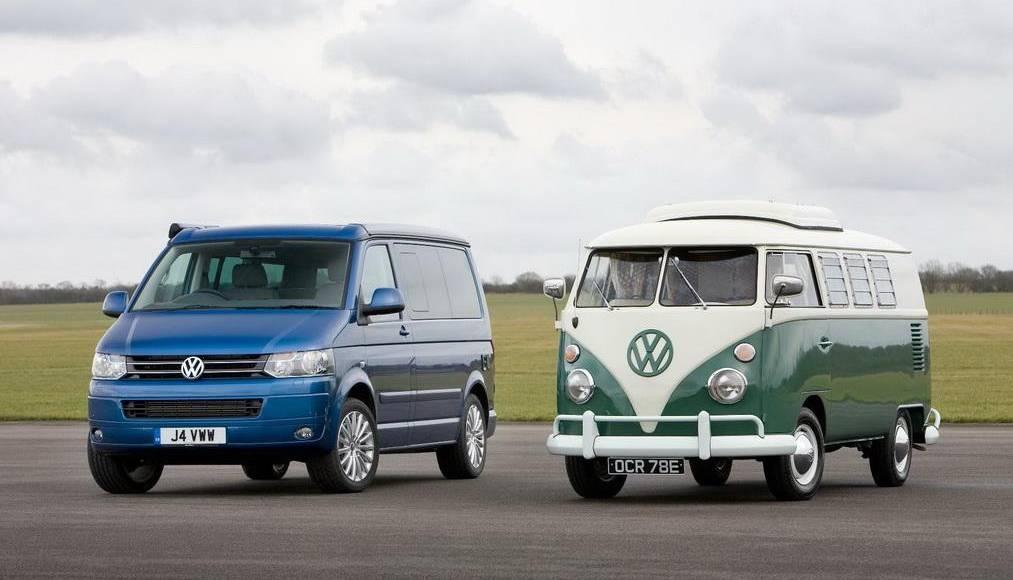 Volkswagen Transporter turns 60