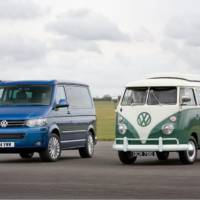 Volkswagen Transporter turns 60