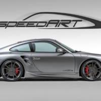 speedART 2010 Porsche 997 Turbo