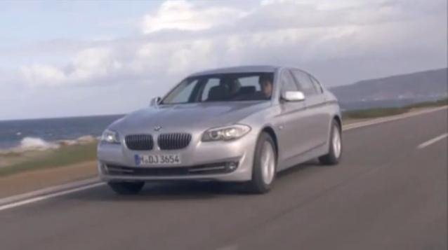 2011 BMW 5 Series Long Wheelbase Video