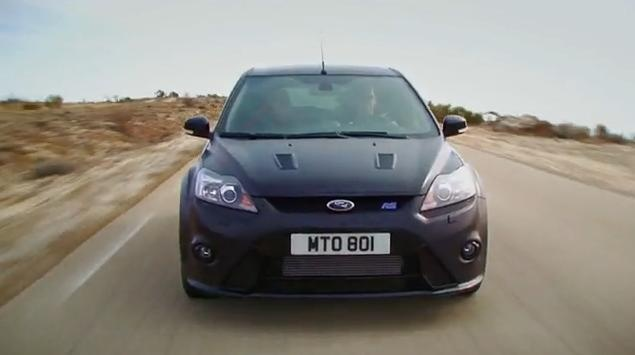 Ford Focus RS500 Video