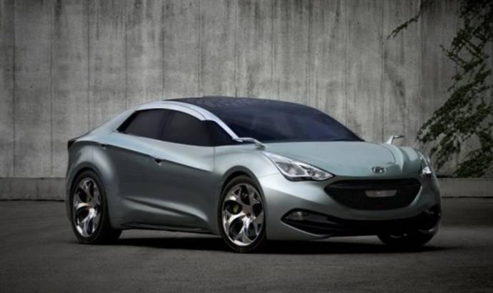 Hyundai i-flow revealed