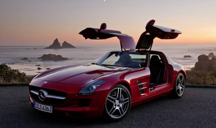 Mercedes SLS AMG Price