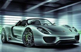 Porsche 918 Spyder to be produced