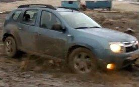 Video: Dacia Duster off-road