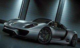 Video: Porsche 918 Spyder Promo