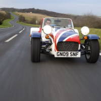 2010 Caterham Seven Special Edition