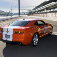 2010 Chevrolet Camaro Indy 500 Pace Car replica