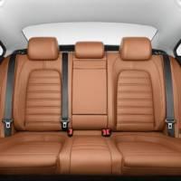 2010 Volkswagen Passat CC standard equipment upgrades
