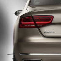 2011 Audi A8L Long Wheelbase