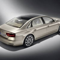 2011 Audi A8L Long Wheelbase
