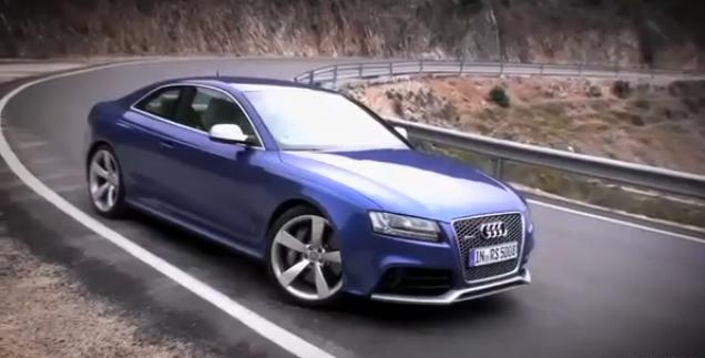 2011 Audi RS5 review