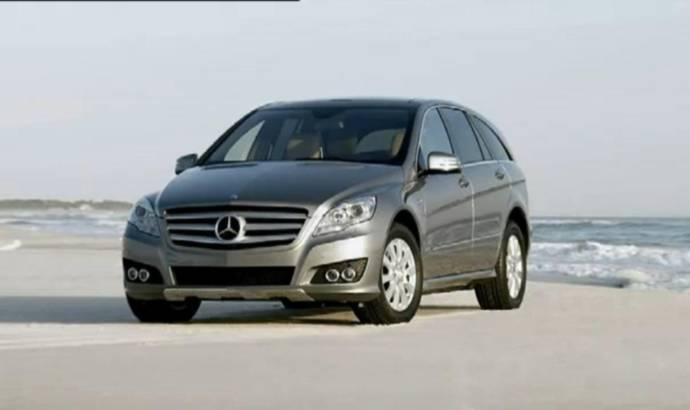 2011 Mercedes R Class Video