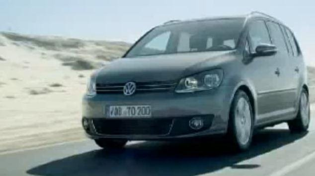 2011 VW Touran Video