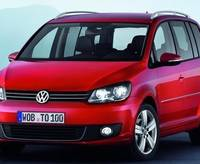 2011 Volkswagen Touran Price