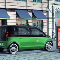 2013 Volkswagen Milano Taxi