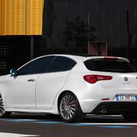 Alfa Romeo Giulietta Photos