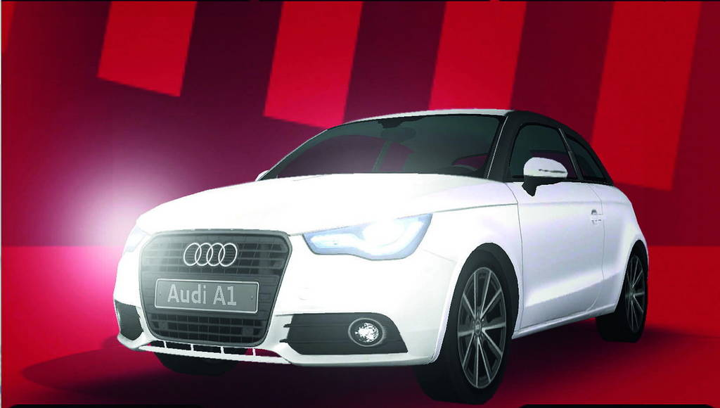 Audi A1 iPhone app