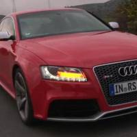 Audi RS5 review video