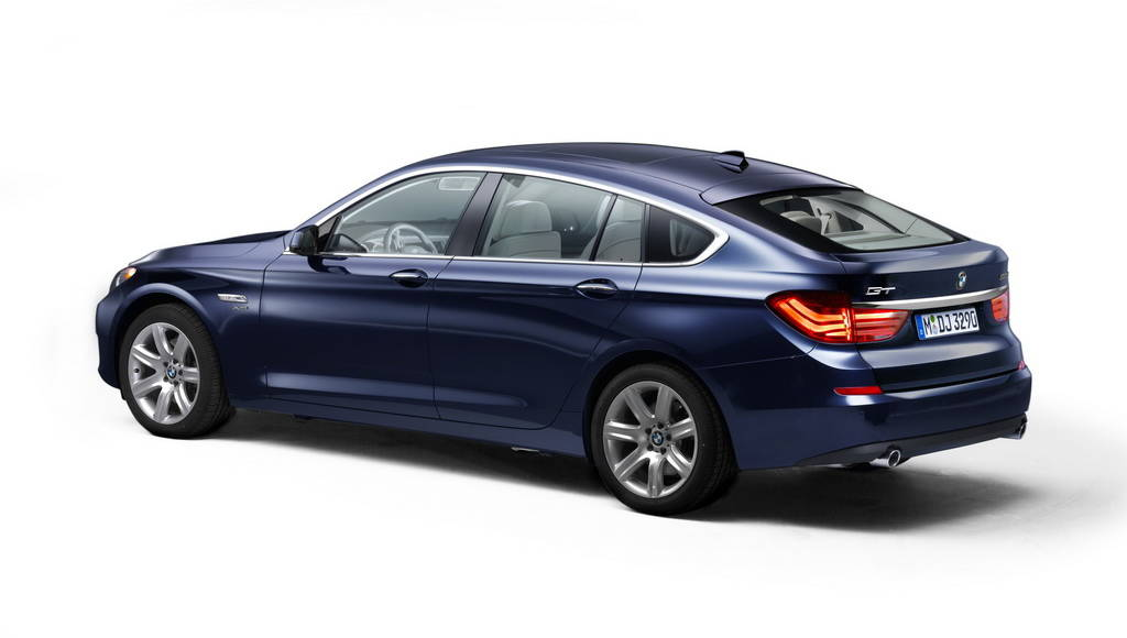 BMW 5 Series GT and 740d xDrive