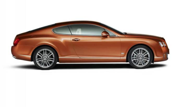 Bentley Continental GT Design Series China