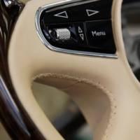Bentley Mulsanne Craftsmanship